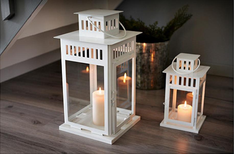 Porta velas e lanternas saltimbanco - Lanterne de jardin ikea ...