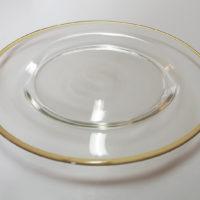 Marcador vidro liso - lado